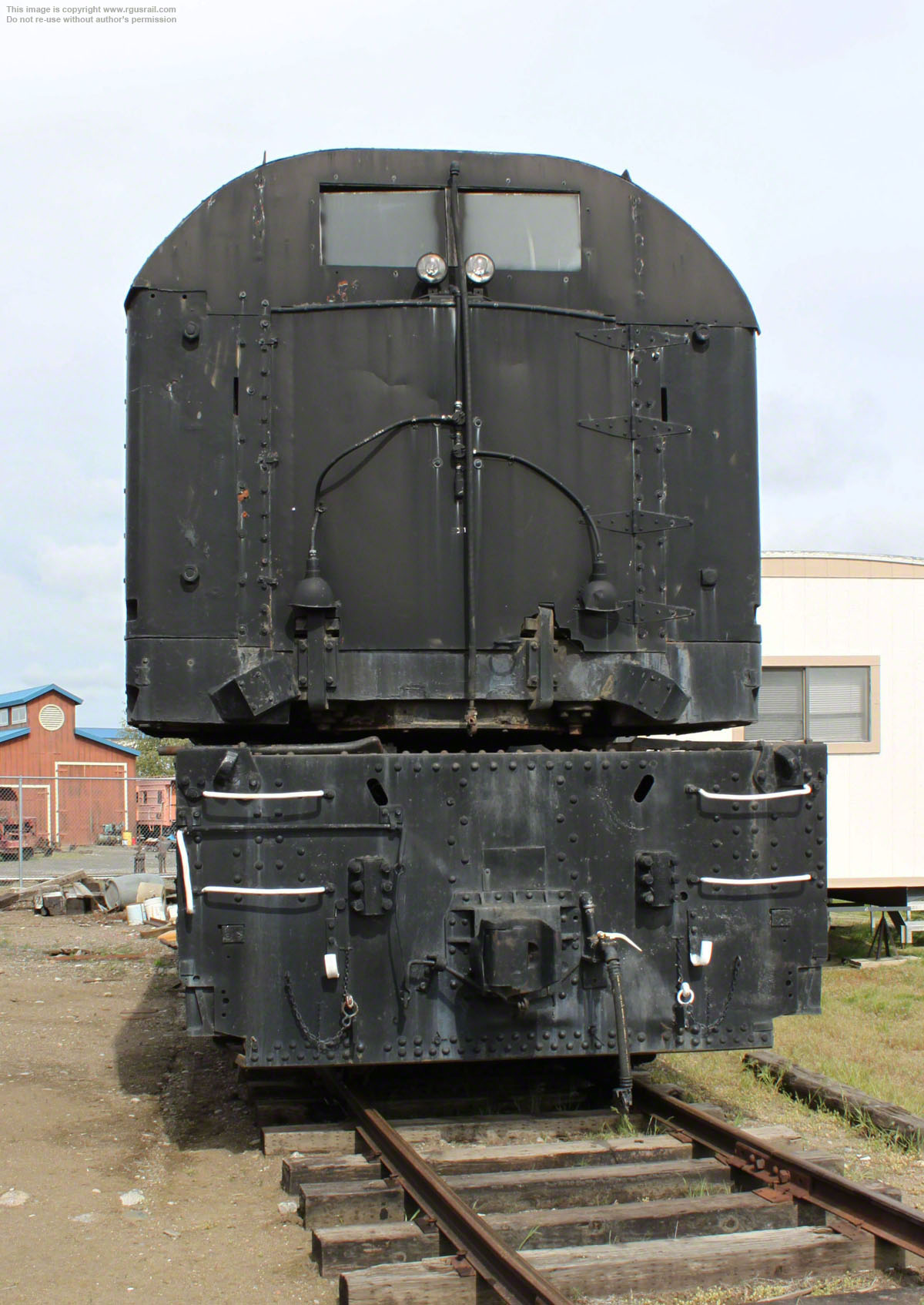 Inland Nw Rail Museum