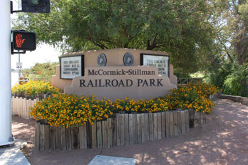McCormick-Stillman Railroad Park, Scottsdale