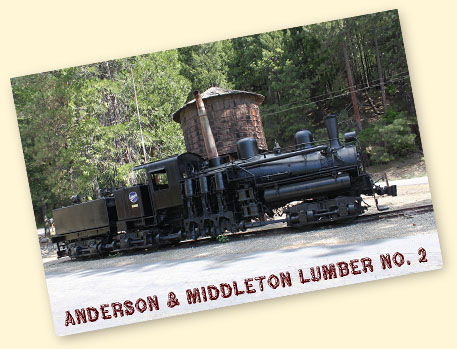 Anderson & Middleton #2, Dunsmuir, CA