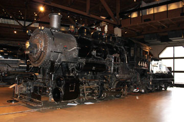 UP S-15 #4466, California State Railroad Museum