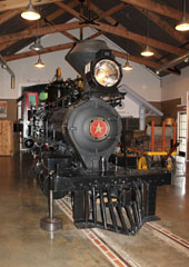NCNG #5, Nevada County Narrow Gauge Railroad Museum