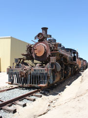 California Western #46, Pacific Southwestern Railway Museum
