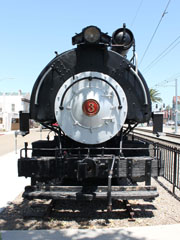 Mojave Northern #3, Pacific Southwestern Railway Museum