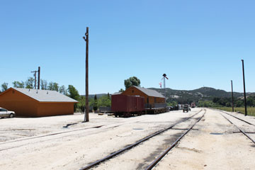 Pacific Southwestern Railway Museum, Campo