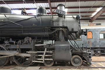 SP T-31 #2353, Pacific Southwestern Railway Museum