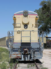 UP FM H-20-44 #1366, Pacific Southwestern Railway Museum