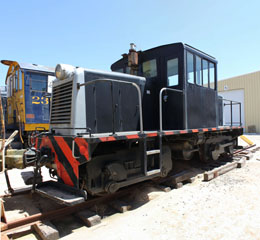 USA GE 45-Ton #7485, Pacific Southwestern Railway Museum