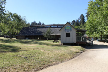 Felton Depot, Roaring Camp & Big Trees Railroad