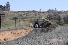 Tunnel #9, Tehachapi Loop