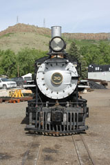 Colorado & North Western #30, Colorado Railroad Museum