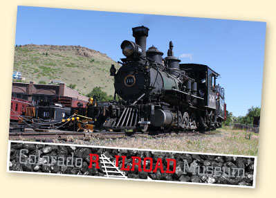 Colorado Railroad Museum, Golden, CO