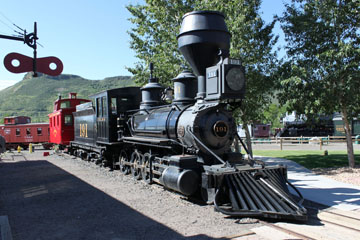 DLG #191, Colorado Railroad Museum