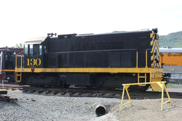 GBL GE 52-Ton #130, Colorado Railroad Museum