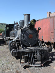 International Railways of Central America #40, Colorado Railroad Museum