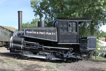 Manitou & Pike's Peak #1, Colorado Railroad Museum