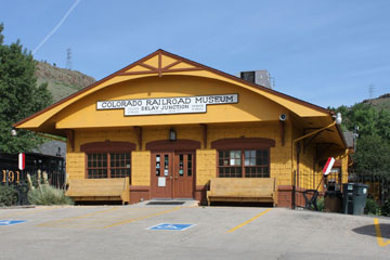 Colorado Railroad Museum, Golden