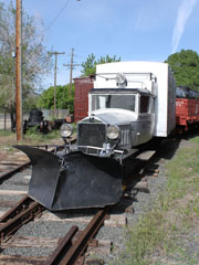 RGS Galloping Goose #2, Colorado Railroad Museum