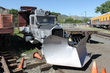 RGS Galloping Goose #6, Colorado Railroad Museum