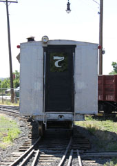 RGS Galloping Goose #7, Colorado Railroad Museum