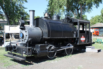 Standard Oil #1, Colorado Railroad Museum