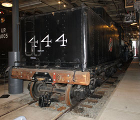 CNW I-1 #444, Forney Museum of Transportation