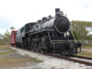 FEC 151 #113, Gold Coast Railroad Museum