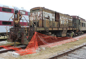RFP Alco S-2 #C, Gold Coast Railroad Museum