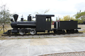 Winston Co. #48, Gold Coast Railroad Museum