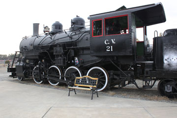 CHV #21, Southeastern Railway Museum