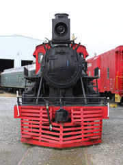 Red River & Gulf #104, Southeastern Railway Museum