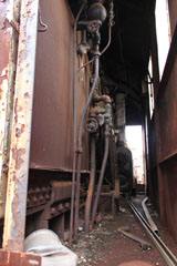 WRA Pile Driver #20, Southeastern Railway Museum