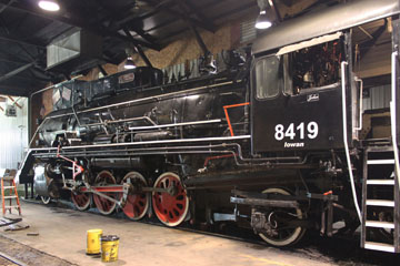BSVY JS #8419, Boone