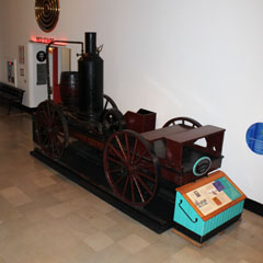 John Stevens, Museum of Science & Industry
