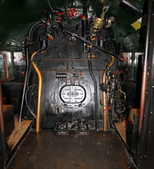 PRR K4 Cab, Museum of Science & Industry