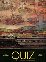 Quiz on Railroads and Railroading