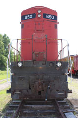 ALCO C-420 GLLX #580, North Judson