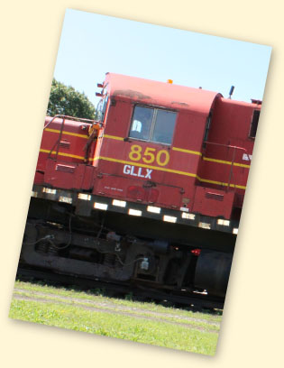 ALCO C-420 GLLX #580, North Judson, IN