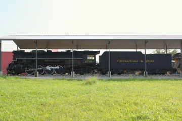CO K-4 #2716, Kentucky Railway Museum