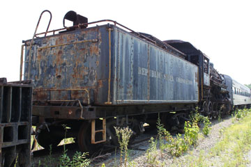 LN C-2 #2152, Kentucky Railway Museum