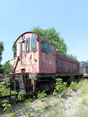 USA Alco S-1 #7374, Kentucky Railway Museum