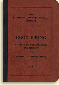 Baltimore & Ohio Railroad, Rules and Regulations