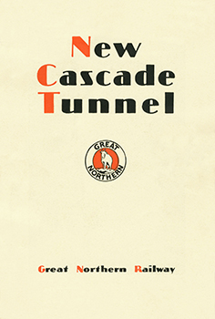 Great Northern Railway, New Cascade Tunnel
