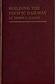 Sabin, Building the Pacific Railway