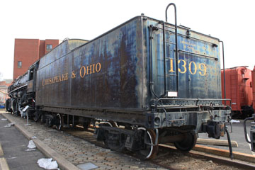 CO H-6 #1309, B&O Museum
