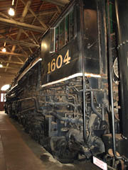 CO H-8 #1604, B&O Museum