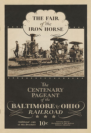 Fair of the Iron Horse, Centenary Catalogue