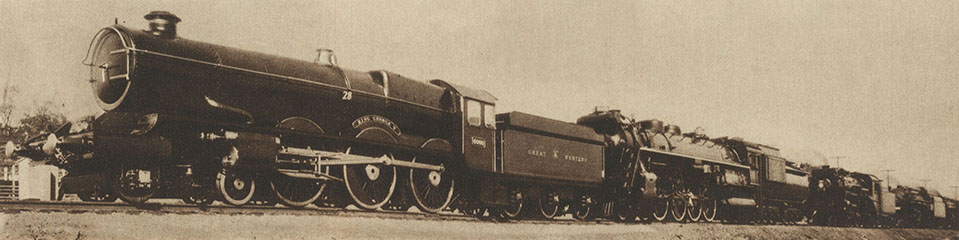 Fair of the Iron Horse, GWR #6000