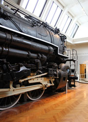 CO H-8 #1601, Henry Ford Museum