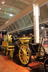 The Rocket, Henry Ford Museum