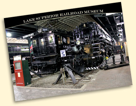 Lake Superior Railroad Museum, Duluth, MN